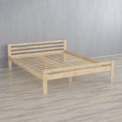 Кровать (Двухспальная) - IDEA Д-9- 1600 х 2000 (Сосна)