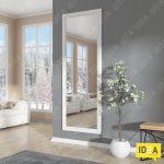 3DsMax - Зеркало в рамке (Макс) – 2 - Белое 1 копия