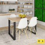 Столы Loft ЛДСП 1200 сонома IDEA